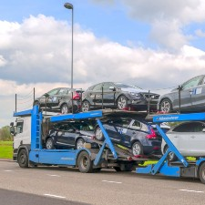 new cars on car transporter, cargo insurance for auto haulers, commercial insurance