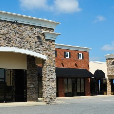commercial property in a plaza, property and casualty insurance, commercial insurance