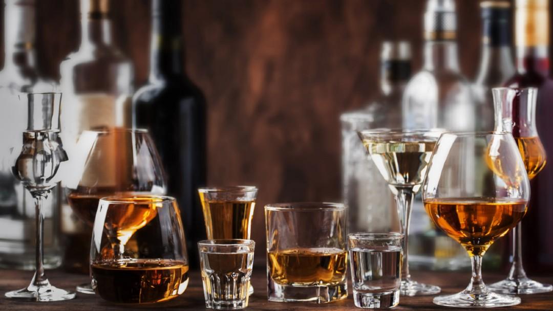 assortment of glasses for alcohol, best liquor liability insurance coverage
