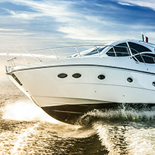 beautiful yacht in the ocean, Top Personal Insurance Solutions Near You