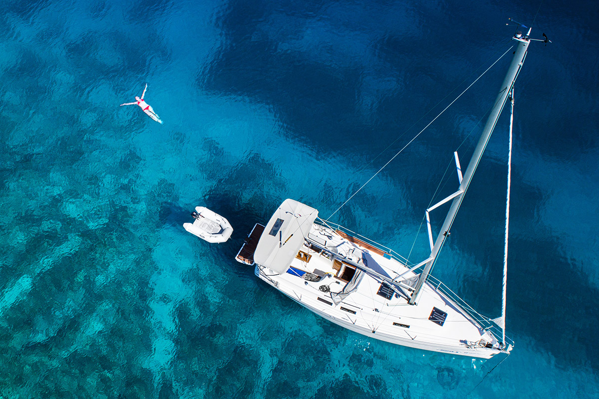 sail boat on clear water, marine insurance near me