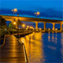 a bridge over the Indian River in Stuart, Florida, JAISIN Insurance Solutions