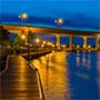 a bridge over the Indian River in Stuart, Florida, JAISIN Insurance Solutions