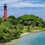 a lighthouse on the coast in Tequesta, JAISIN Insurance Solutions