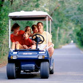 Do You Have a Golf Cart? Make Sure It's Insured